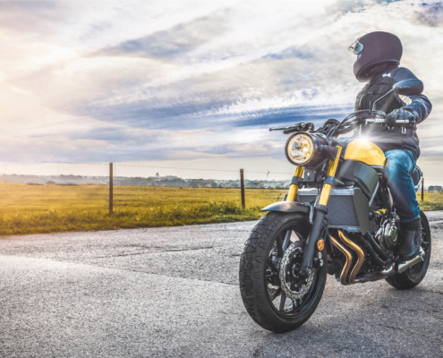 10 dingen die je moet weten voor je begint met motorrijden